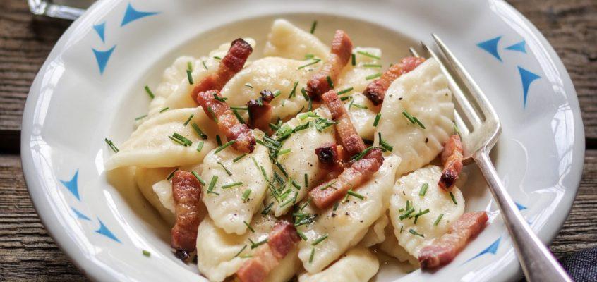 Pravé spišské zemiakové pirohy