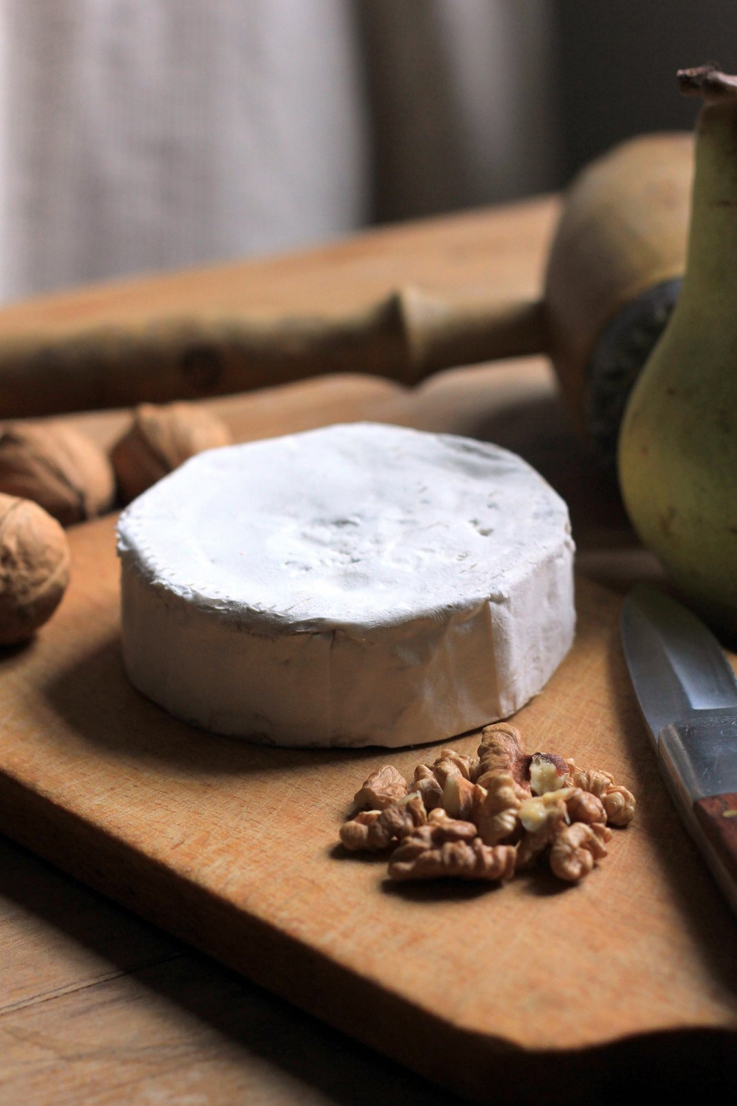 perfektny septembrovy toast s hruskou a syrom