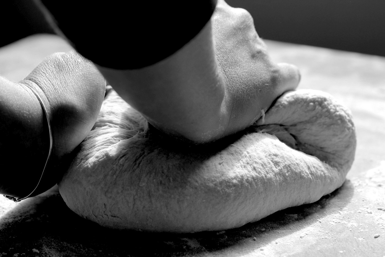 pain tordu, chlieb tordu, recept