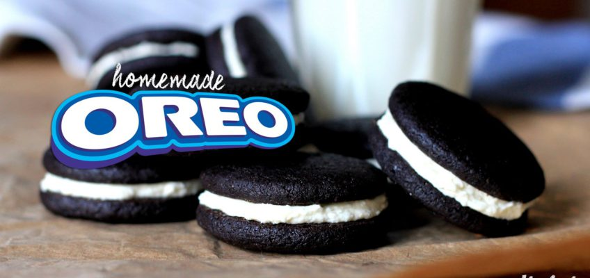 homemade oreo, recept