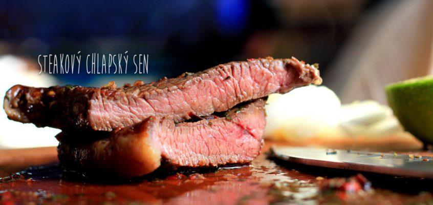 Steakový chlapský sen(dvič)