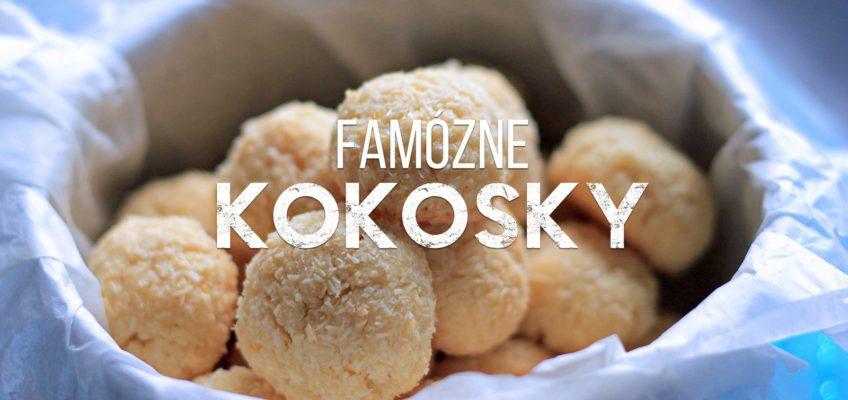 kokosky, recept