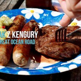 klokani steak a great ocean road
