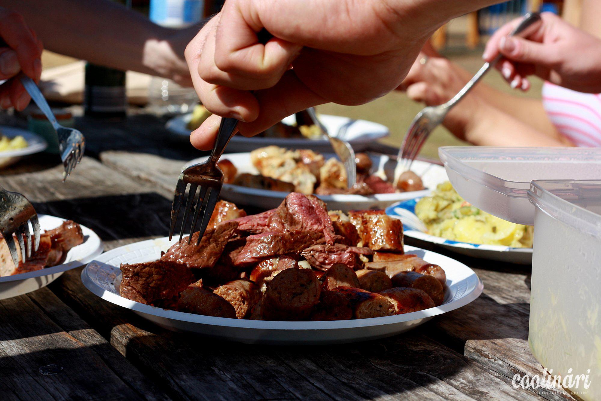 steak z kengury, steak z klokana