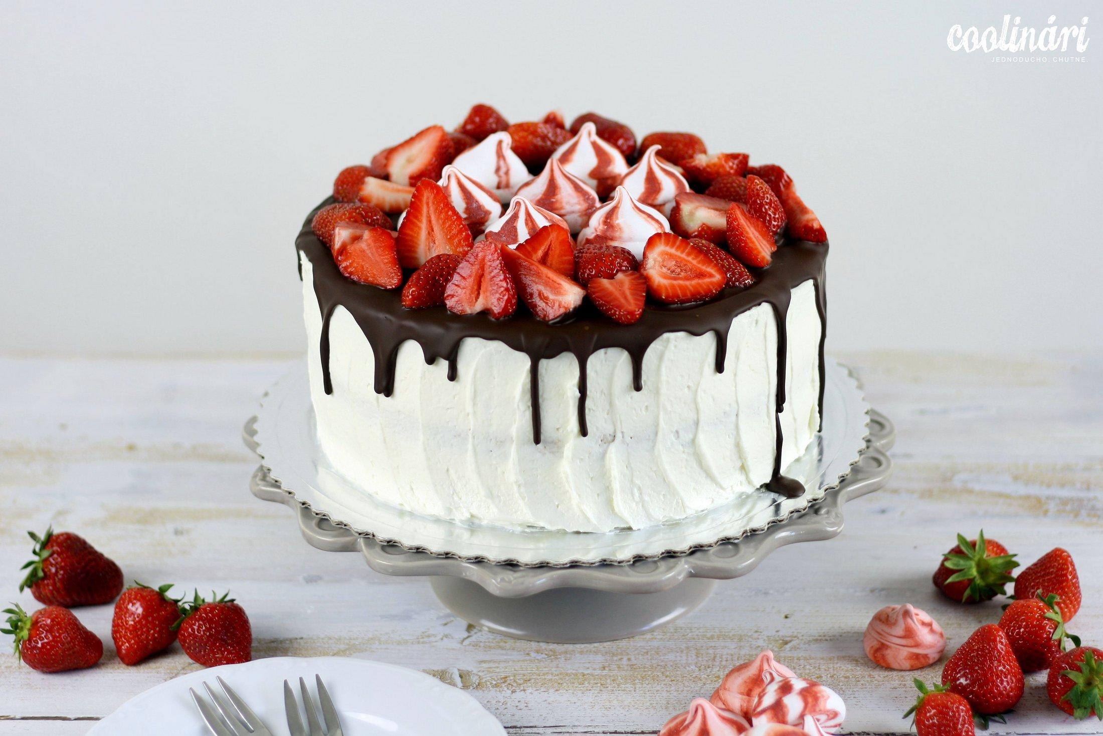recept na letné torty