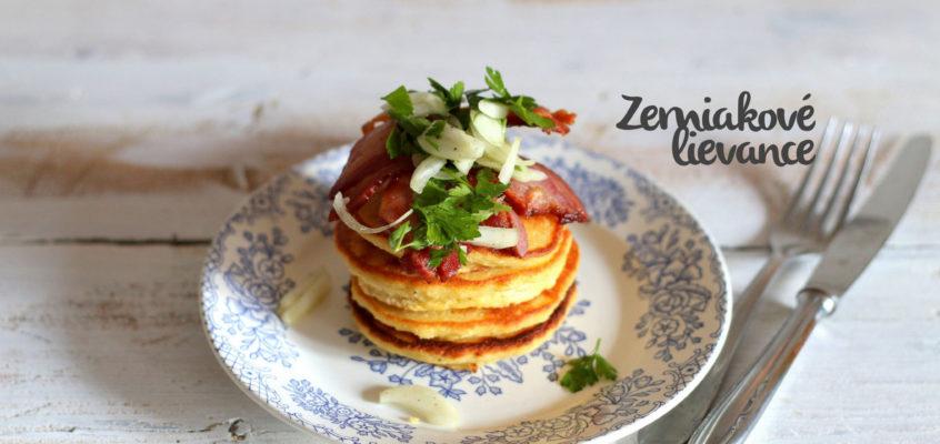 Zemiakové lievance ako skvelé raňajky