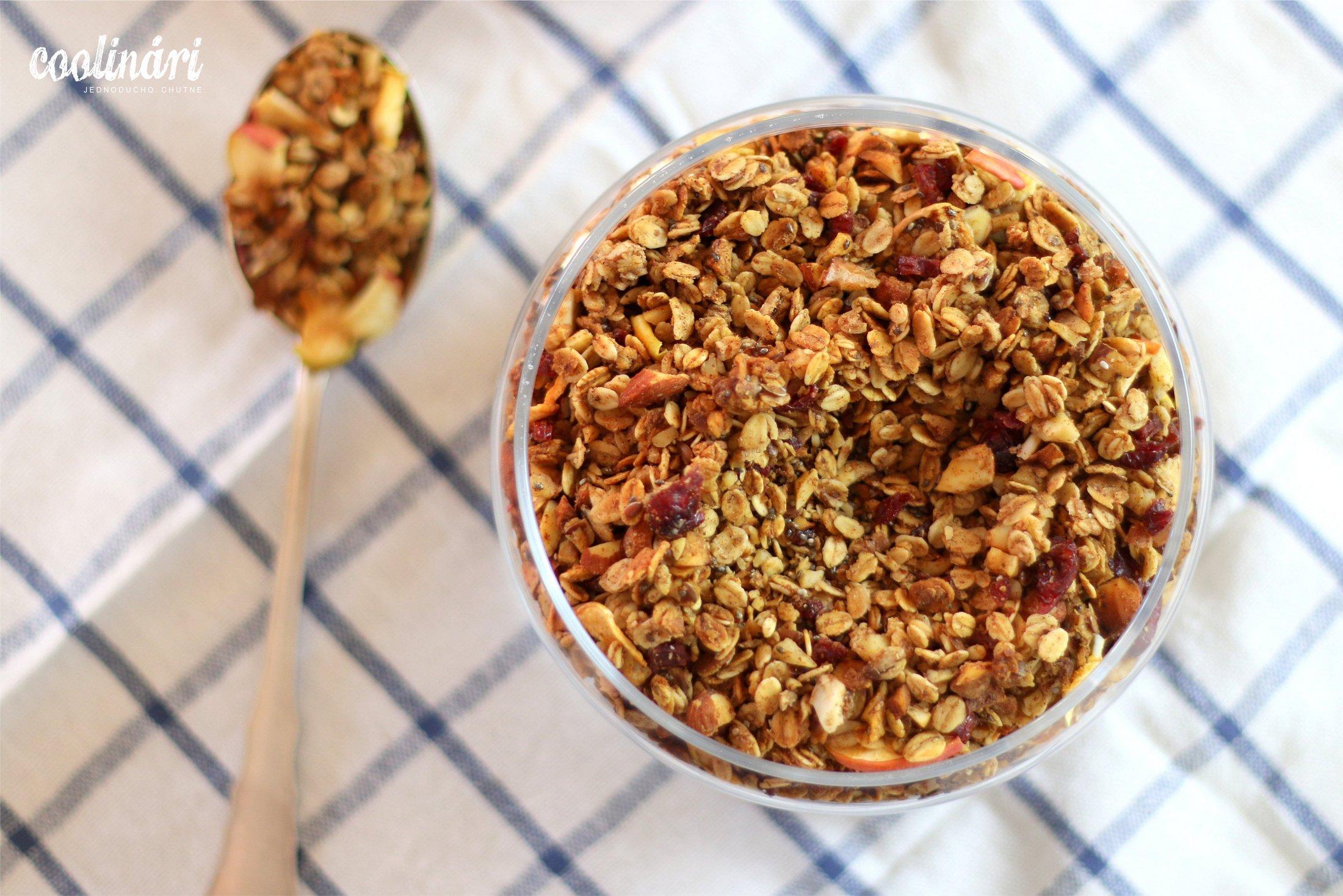 granola recept
