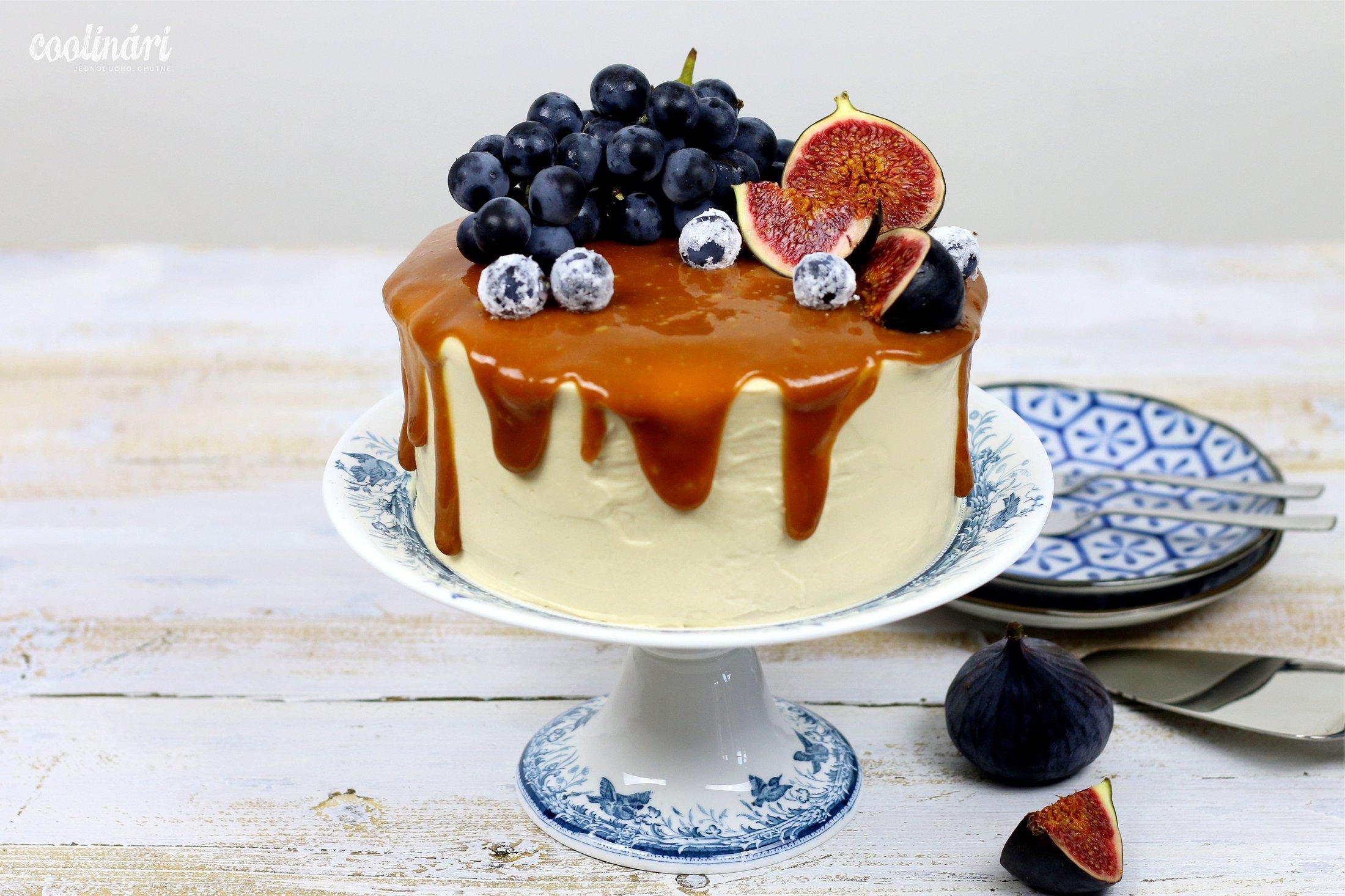dulce de leche torta