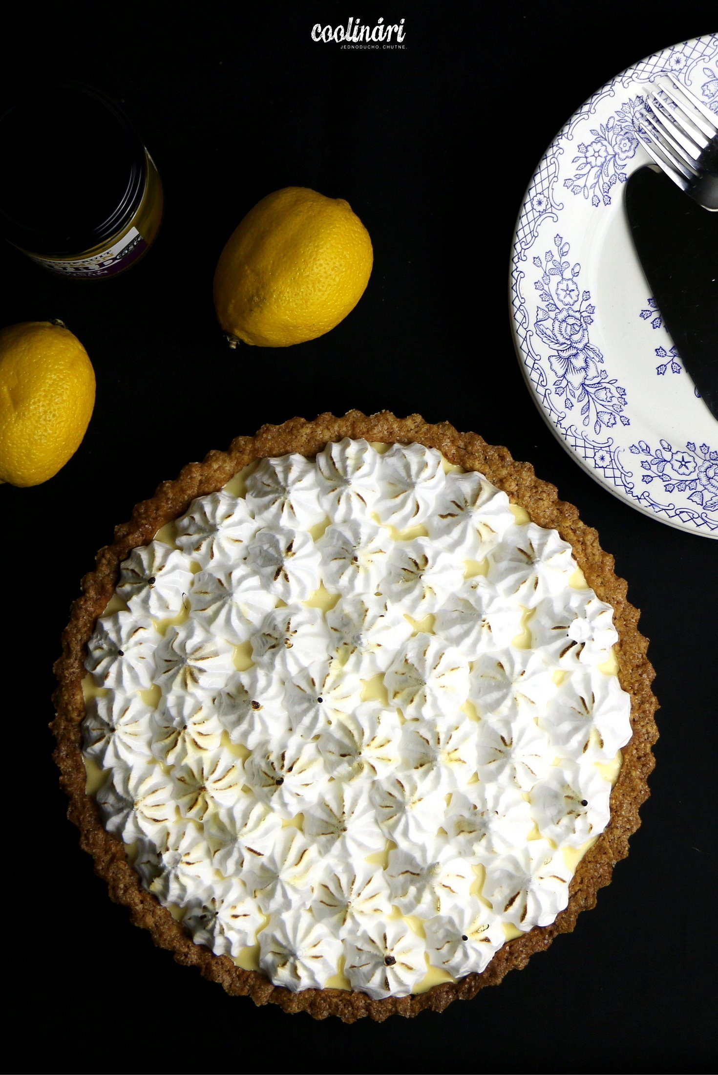 krehky kolac s lemon curd 6