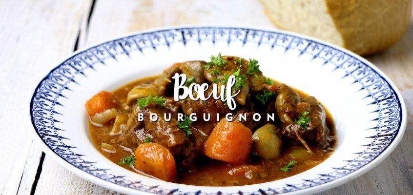 Francúzska klasika – Bœuf bourguignon