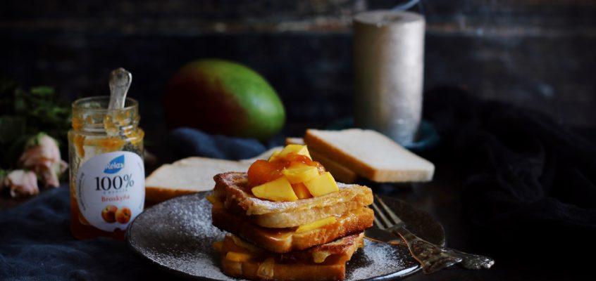 Francúzsky toast (french toast)