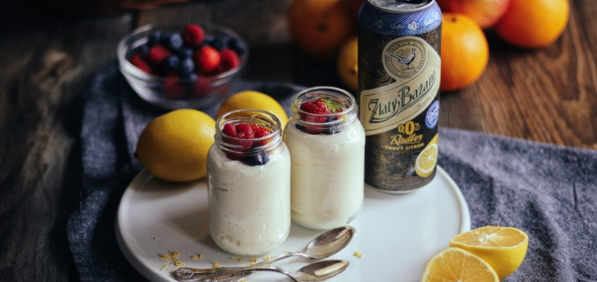 Tvarohovo-vanilkový krém