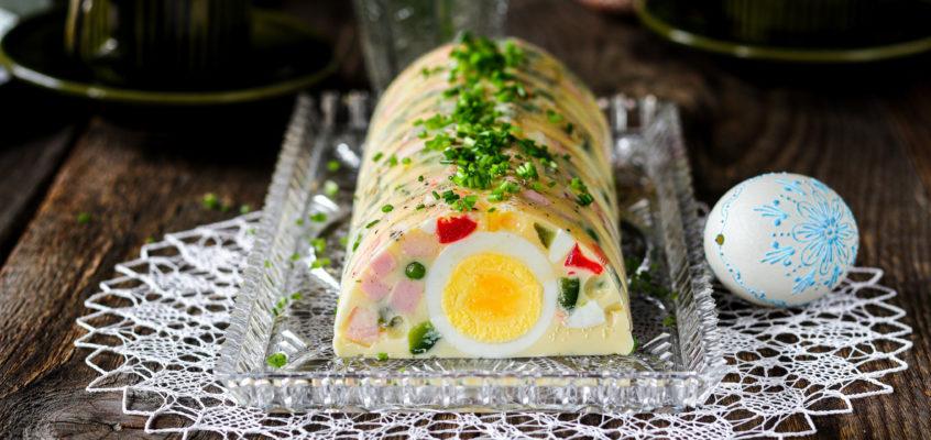 Vajíčková tlačenka