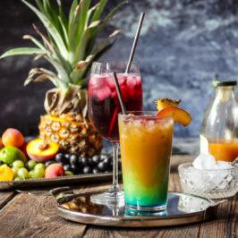 Letné drinky
