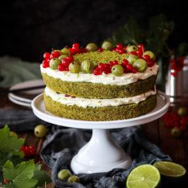machová torta