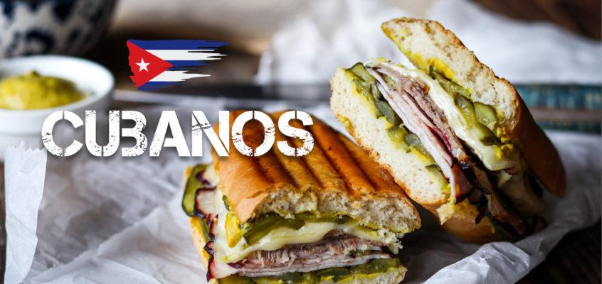 Cubanos – kubánsky sendvič + recept na kubánsky chlieb